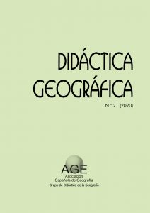 Didáctica Geográfica 21